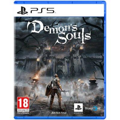 Demons Souls Spiel für PS5 AT Remake