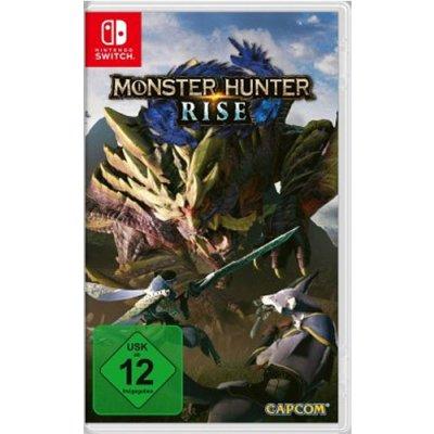 Monster Hunter Rise Spiel für Nintendo Switch
