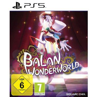 Balan Wonderworld Spiel für PS5