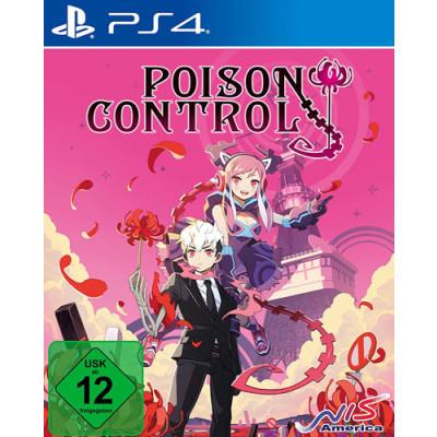 Poison Control Spiel für PS4