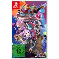 Disgaea 6 Spiel für Nintendo Switch Defiance of Destiny