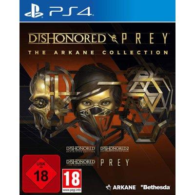 Arkane Collection Spiel für PS4 Dishonored + Prey...