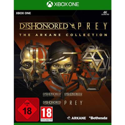 Arkane Collection Spiel für Xbox One Dishonored +...