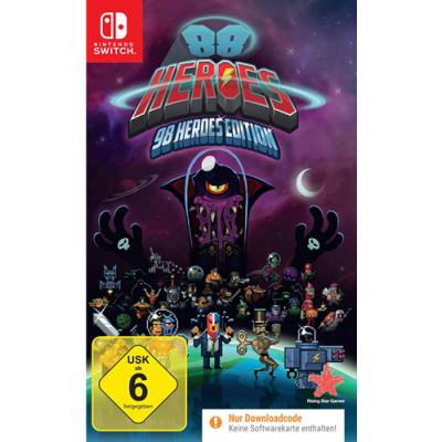 88 Heroes Spiel für Nintendo Switch (CiaB) Code in a...