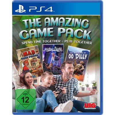 Amazing Family Pack Spiel für PS4