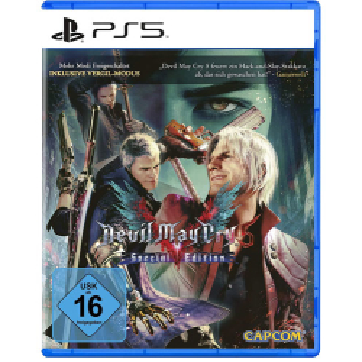 Devil May Cry 5 Spiel für PS5 S.E.