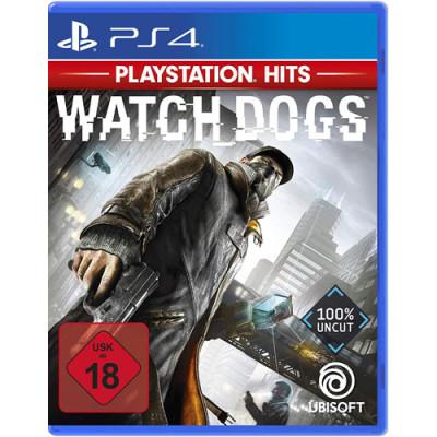 Watchdogs Spiel für PS4 PSHits