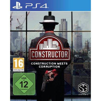 Constructor Spiel für PS4