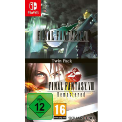 FF VII (7) + VIII (8) Spiel für Nintendo Switch...