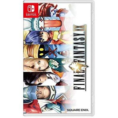 FF IX Remastered Spiel für Nintendo Switch UK