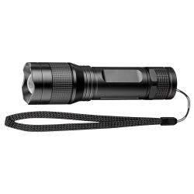 LED-Taschenlampe High Bright ,5W, 300lm, bis 150m Reichweite