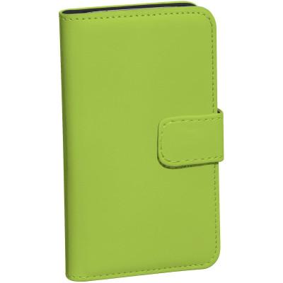 PEDEA Book Classic für Apple iPhone 7/ 8/ SE, grün