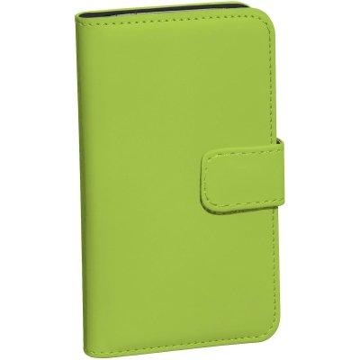 PEDEA Book Classic für Apple iPhone 7+/8+, grün