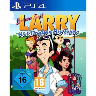 Leisure Suit Larry Spiel für PS4 Wet Dreams Dry Twice