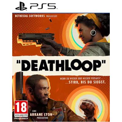 Deathloop Spiel für PS5 AT