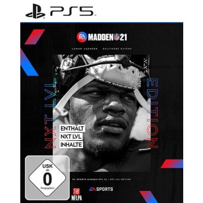 Madden 21  Spiel für PS5 Next Level Edition