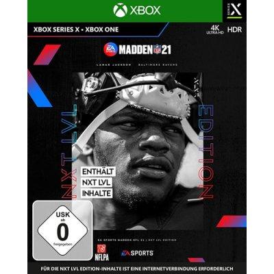 Madden 21  Spiel für Xbox Series X Next Level Edition