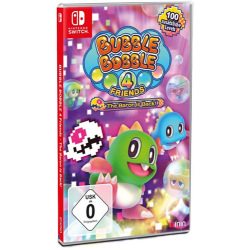 Bubble Bobble 4 Friends 2 Switch The Baron is Back !...