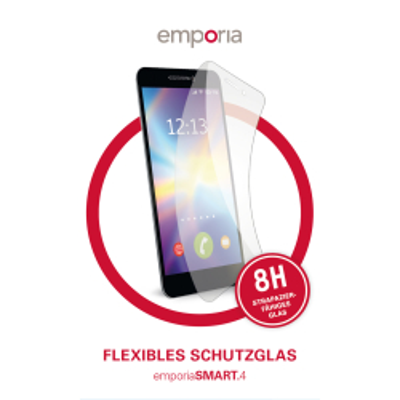 emporia Smart.4 - flexibles Schutzglas