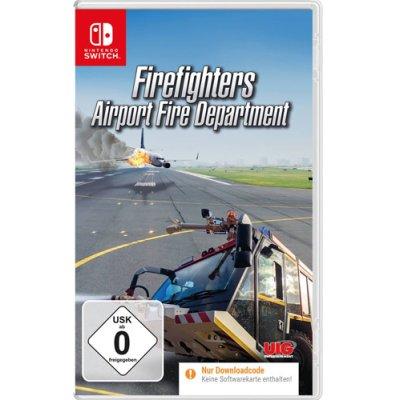 Airport Feuerwehr Spiel für Nintendo Switch Die Sim....