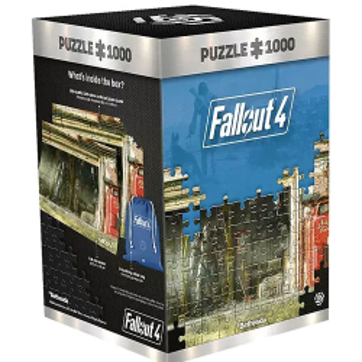 Puzzle Fallout 4 Garage 1000 Teile