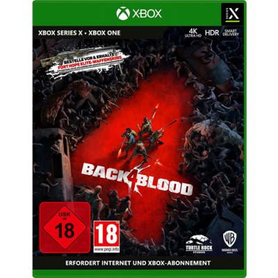 Back 4 Blood XB-ONE