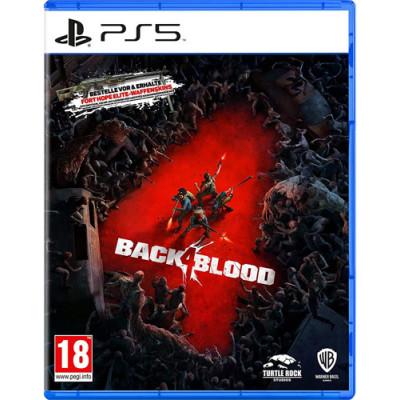 Back 4 Blood Spiel für PS5 AT