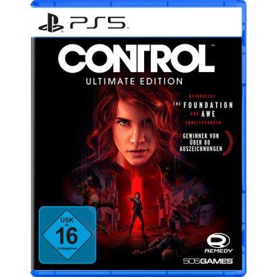 Control Spiel für PS5 Ultimate Edition