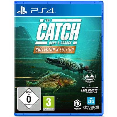 Catch: Carp & Coarse Spiel für PS4 C.E.