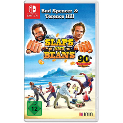 Bud Spencer & Terence Hill Switch NEU Slaps and Beans...
