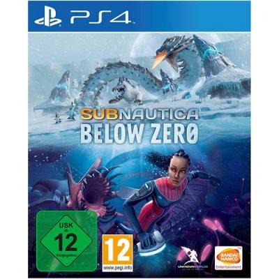 Subnautica Below Zero Spiel für PS4
