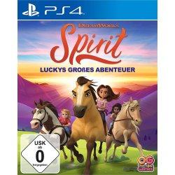Spirit Luckys großes Abenteuer Spiel für PS4