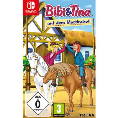 Bibi & Tina Switch Budget Auf dem Martinshof...