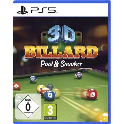 3D Billard Spiel für PS5