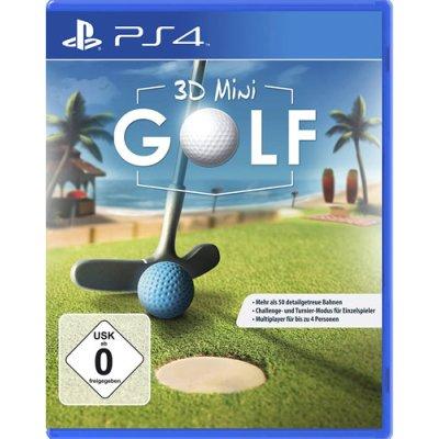3D mini Golf Spiel für PS4