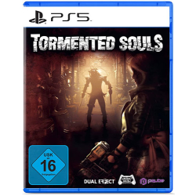 Tormented Souls Spiel für PS5