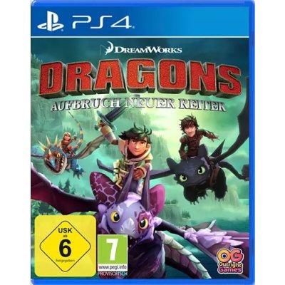 Dragons Aufbruch neuer Reiter Spiel für PS4 Budget