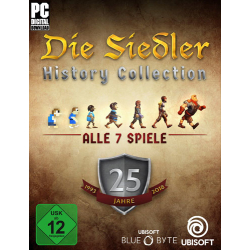Siedler History Collection PC Budget