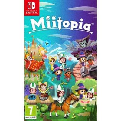 Miitopia Switch UK