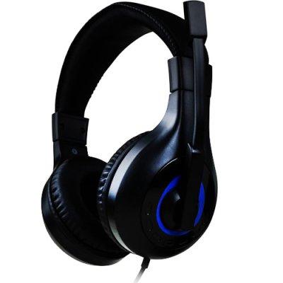 PS5 Headset Stereo V1 BigBen black auch Spiel für PS4
