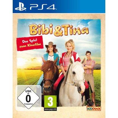 Bibi + Tina - Kinofilm Spiel für PS4