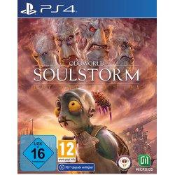 Oddworld: Soulstorm Spiel für PS4 D1 Steelbook