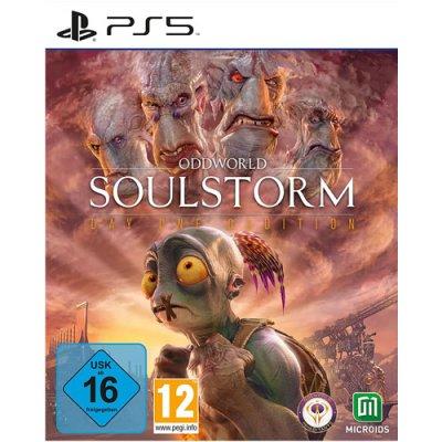 Oddworld: Soulstorm Spiel für PS5 D1 Steelbook