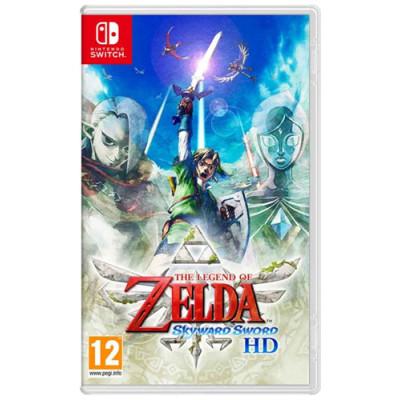 Zelda Skyward Sword HD Spiel für Nintendo Switch UK...