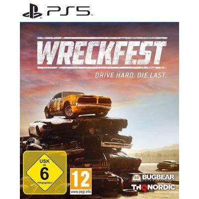 Wreckfest Spiel für PS5