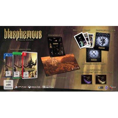 Blasphemous Switch Deluxe Edition