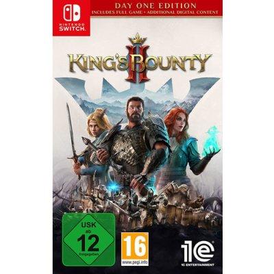 Kings Bounty 2 Switch D1 Sprache englText deutsch...