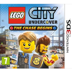 LEGO City Undercover 3DS SELECTS UK The Chase Begins