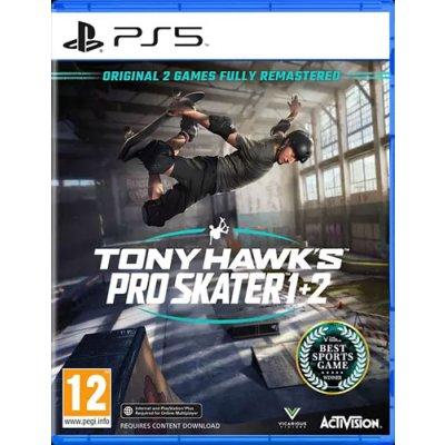 Tony Hawks Pro Skater 1+2 Spiel für PS5 AT Remastered