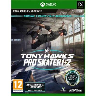 Tony Hawks Pro Skater 1+2 Spiel für Xbox Series X AT...